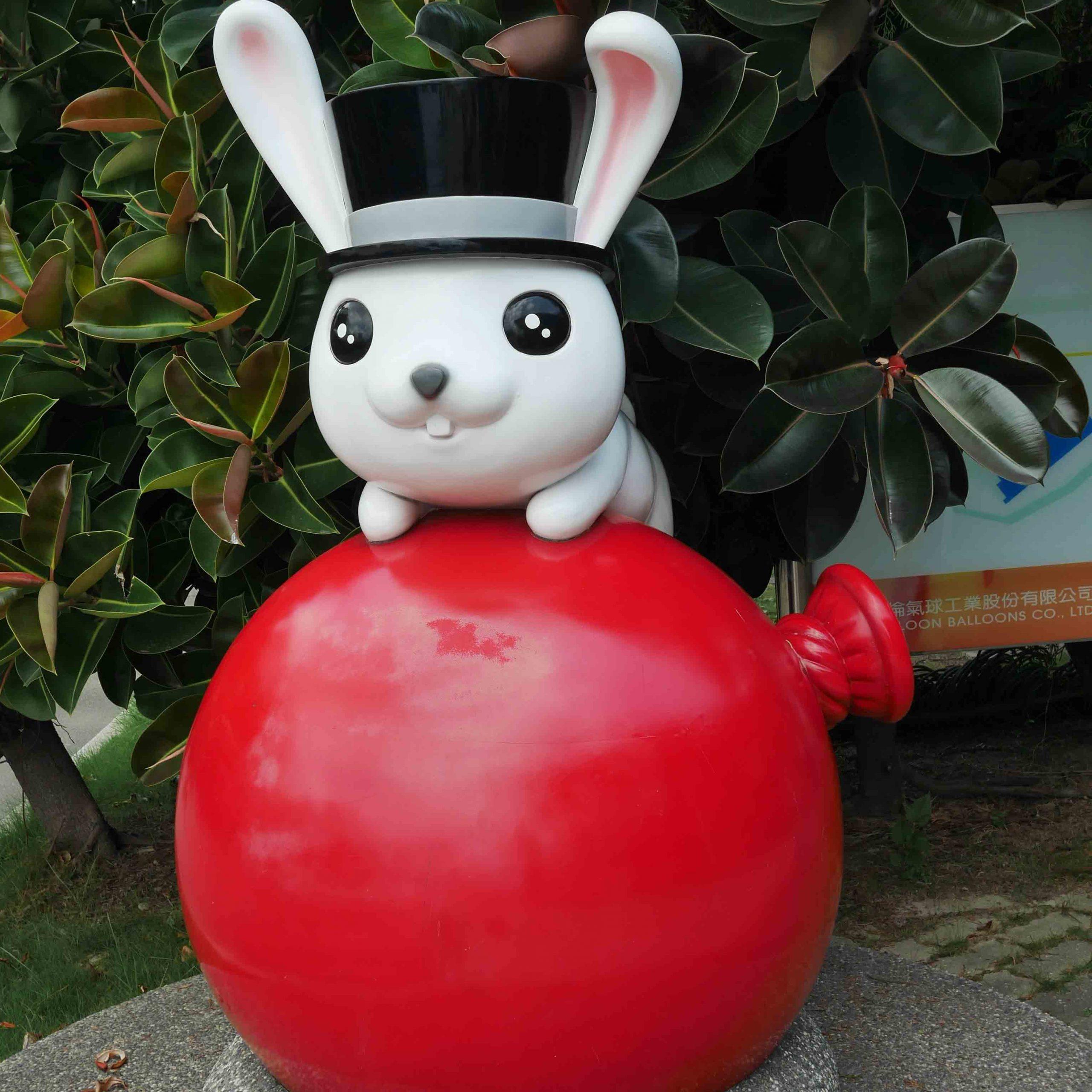 【愛台灣博物館卡】台中遛小孩:氣球博物館導覽+手工氣球DIY