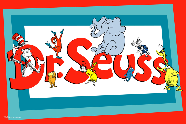 唸繞口令練習英文發音:Dr. Seuss蘇斯博士的經典童書