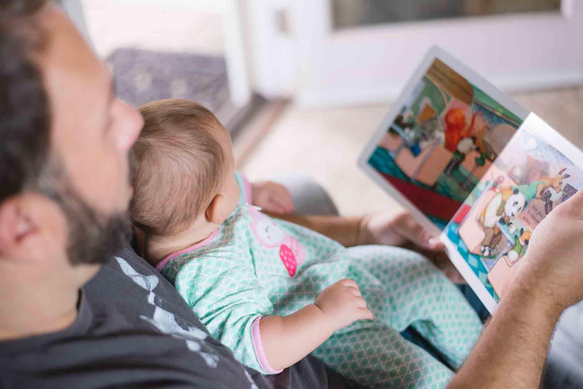 【閱讀經驗談】親子愛共讀:好處、方法跟書單