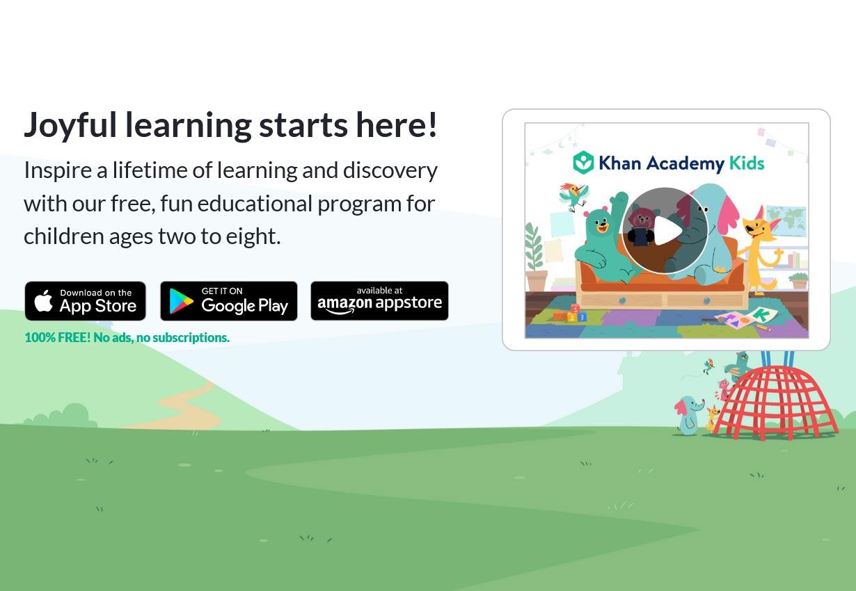 【免費英文學習遊戲】大推2-5歲線上教育資源:Khan Academy Kids 可汗學院幼兒版